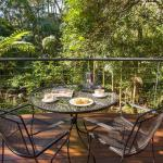 酒店图片: Pethers Rainforest Retreat, North Tamborine