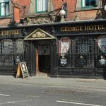 The George Hotel,  Whitby