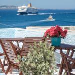 Lygdamis Hotel, Naxos Chora