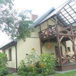 Topilo - Dom wakacyjny 'Stare dęby', Łozice