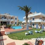 Sirena Apartments, Agia Pelagia