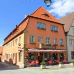 Hocher Hotel & Cafe, Rothenburg ob der Tauber