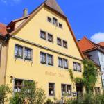 Gasthof Butz, Rothenburg ob der Tauber