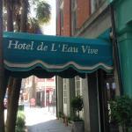 Hotel de L'eau Vive, New Orleans