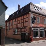 Hotel Pictures: Pension Altstadt Garni, Bad Windsheim