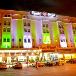 Crystal Suites,  Muscat