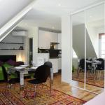 Studio Saint-Germain - 4 adults, Paris