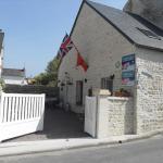 Maison de Pecheur,  Port-en-Bessin-Huppain