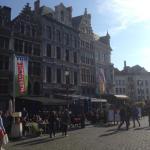 Dirk Suites, Antwerp