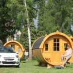 Hotel Pictures: AZUR Camping Wertheim, Wertheim