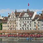 Hotel Des Alpes, Luzern