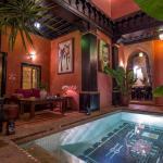 Riad Samsli,  Marrakech