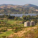 Marina Golf Rapel, Lago Rapel