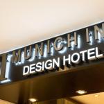 Hotel Munich Inn - Design Hotel, Munich