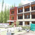 Hotel Nirvana Palace, Leh