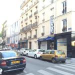 Hotel du Metro, Paris