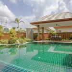 Thammachat P3 Victoria Pool Villa,  Na Jomtien