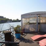 Houseboat Champs Elysees, Paris