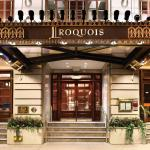 Add review - The Iroquois New York