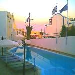 Hotel Hellas, Fira