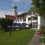 Hotel Seekrone, Wasserburg