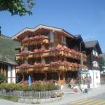 Hotel Pictures: Hotel Grimsel, Obergesteln
