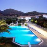 Alkistis Hotel, Skopelos Town