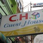 New C.H. Guest House,  Bangkok