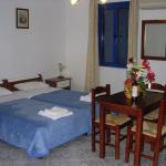 Stefanos Apartments, Agia Fotia