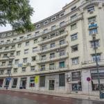 City center apartments, Lisbon