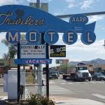 Travelers Motel,  Elko