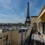 Design & Art Eiffel Tower 7th Flat, Paris