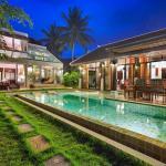 Emerald Sands Beach Villa, Ban Bang Po