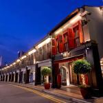The Scarlet Singapore, Singapore