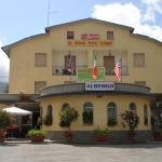 Albergo Ristorante Ruggeri, Albareto