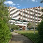 Hotel Dacia, Băile Herculane
