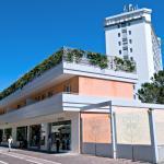 Panoramic Apartments Plaza, Abano Terme