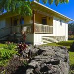 Ku'uipo Cottage by Hawaii Volcano Vacations, Volcano
