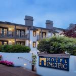 Hotel Pacific,  Monterey