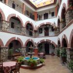 Hotel Molino del Rey, Guanajuato