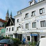 Hotellikuvia: Hotel Anker, Klosterneuburg