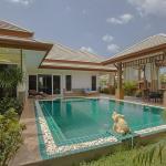 Thammachat P3 Vints No.130 Pool Villa,  Na Jomtien
