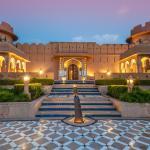 The Oberoi Rajvilas Jaipur,  Jaipur