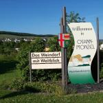 Ferienwohnung Rosengarten,  Osann-Monzel