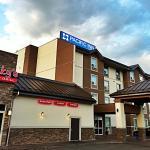 Best Western Pacific Inn,  Vernon