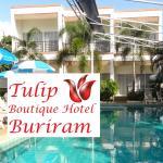 Tulip Boutique Hotel Buriram,  Buriram