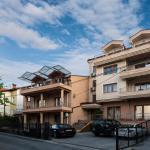 Antigona Apartments,  Skopje