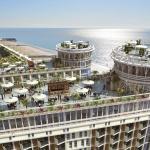 Apartment in Sea Towers, Batumi