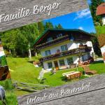 Photos de l'hôtel: Gästehaus Berger, Treffen