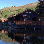 Half Moon Lake Lodge, Pinedale